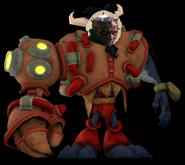 Mr. Darth Maul as Klaww