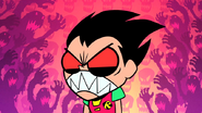 Robin's rage