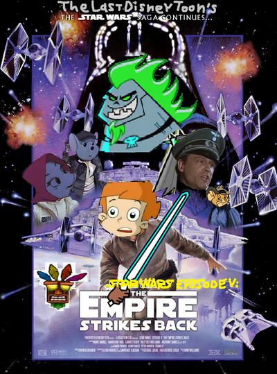 Star Wars Episode 5 (TheLastDisneyToon's Style)