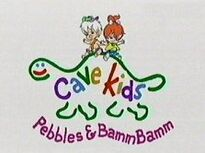 Title card for Cave Kids (1996)
