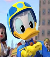 Donald Duck in Mickey and the Roadster Racers