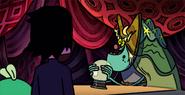 MLPCV - Professor Venomous Fink Meets Fortune teller