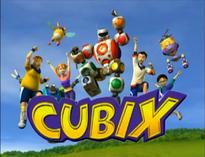 Cubix title card
