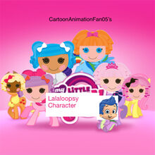My Little Lalaloopsy Character Friendship is Magic
