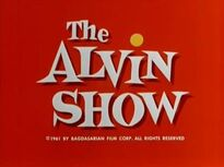 The Alvin Show Title Card
