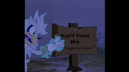 Don't Feed the Imaginary Friend