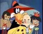 Negaduck, Melvin, Fredo and Pinkeye
