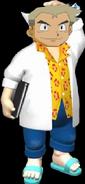 Professor Oak as The Professor
