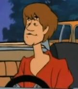 Shaggy Rogers in Scooby Doo and the Reluctant Werewolf