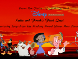 Disney-Hyperion's Lesile & Frank's First Quest