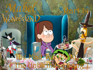 Mabel in Wonderland Part 14 - The Mad Tea Party (''The Unbirthday Song'')