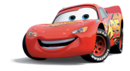 The Cars Lighting Mcqueen