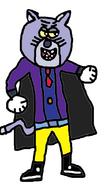 Mr. Fat Cat as Ultra Goliath.