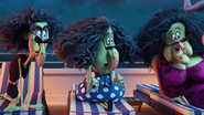 Witches from Hotel Transylvania