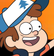 Dipper Pines in My Little Pony Crossover Villains 3; The Final Battle