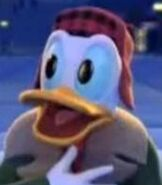 Donald Duck in Mickey's Twice Upon a Christmas