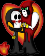 MLPCV - Grim Reaper and Lord Hater Best Brothers