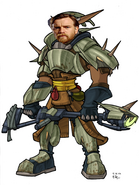 Obi-Wan as Sig