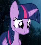 Twilight Sparkle in My Little Pony Crossover Villains 3; The Final Battle