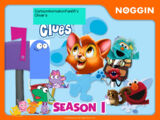 Blue's Clues Posters
