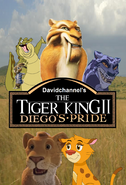 The Tiger King II Diego's Pride (1998)