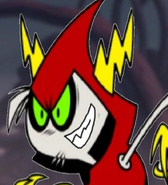 Lord Wanderhater in Crossover Kids