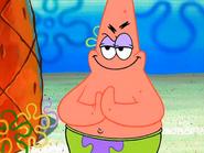 Patrick grin
