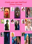 Unnofficial Disney Princesses (Movies236367's Version) Pt 2