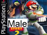 Male Story 2: Mario to the Rescue!