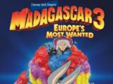 Madagascar 3: Europe's Most Wanted (Disney and Sega Style)