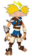 Mr. Arnold as Jak