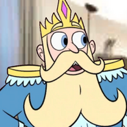 King River in My Little Pony Crossover Villains 2; The Faeries Quest