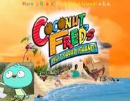 Harvey Beaks' Fruit Salad Island! a.k.a. Coconut Fred's Fruit Salad Island!