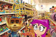 The Great Lombax Detective Part 7 - Toy Store