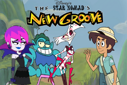 Disney's The Star Nomad's New Groove 2017 Style