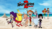 The Angry Birds Movie 2 (ChannelFiveRockz Style) Poster
