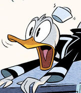 Donald Duck in DuckTales (2017)