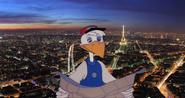 Mr. Stork Travels to Paris