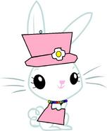Stephenie Bunny (Miss Kitty's Sister)