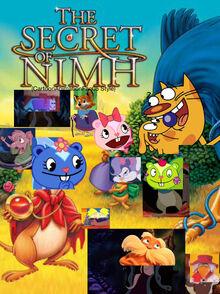 The Secret of NIMH (CartoonAnimationFan05 Style)