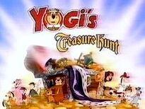 Yogi's Treasure Hunt logo