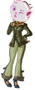 Lulu Caty as Rayn