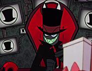 Norm The Genie and Jack Rabbit to Present Professor Black Hat