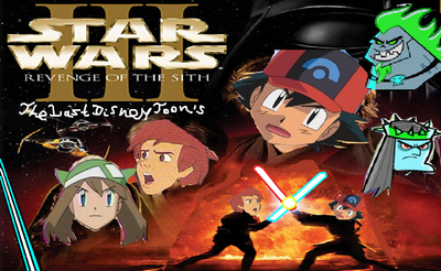 Star Wars Episode 3 (TheLastDisneyToon Style)