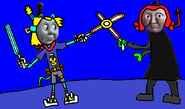 Thomas 2 (Boss Battles) - Part 11 - Thomas vs Henry (Version 1)