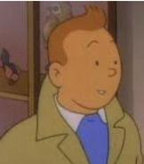 Tintin in 1991 series
