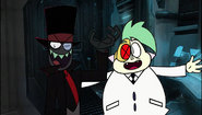 MLPCVTFQ - Black Hat and Lord Boxman AMPUTATION.