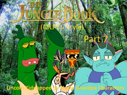 The Jungle Book (MLPCV Style) Part 7 - Lincoln Kidnapped by Uncle Grandpa Characters