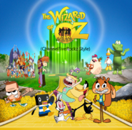 The Wizard of Oz (ChannelFiveRockz Style)