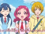We can!! HUGtto! Pretty Cure